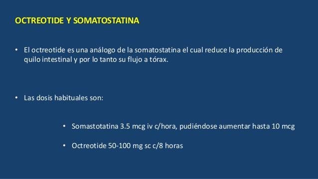 TRATAMIENTO QUIRURGICO • Reservado para pacientes en los que a pesar del tratamiento adecuado presentan: • Drenaje de >1.5...