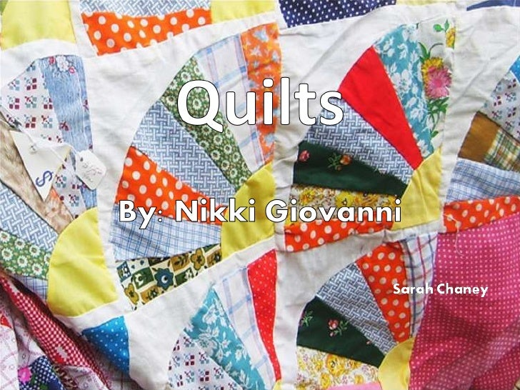 Quilts powerpoint upcoming slideshare toneelgroepblik Choice Image