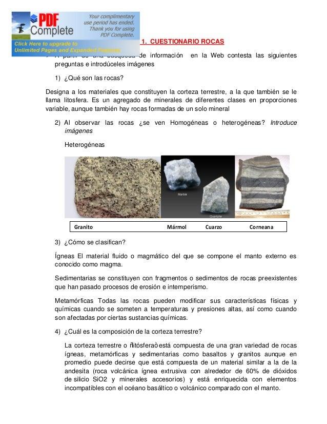 Quimica for Marmol formula quimica
