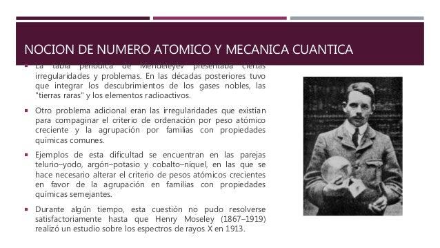 Tabla periodica de los elementos quimicos 15 nocion de numero atomico y mecanica cuantica la tabla peridica urtaz Image collections