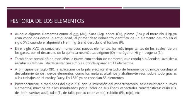 Tabla periodica de los elementos quimicos elementos quimicos conceptos y teorias 6 urtaz Gallery