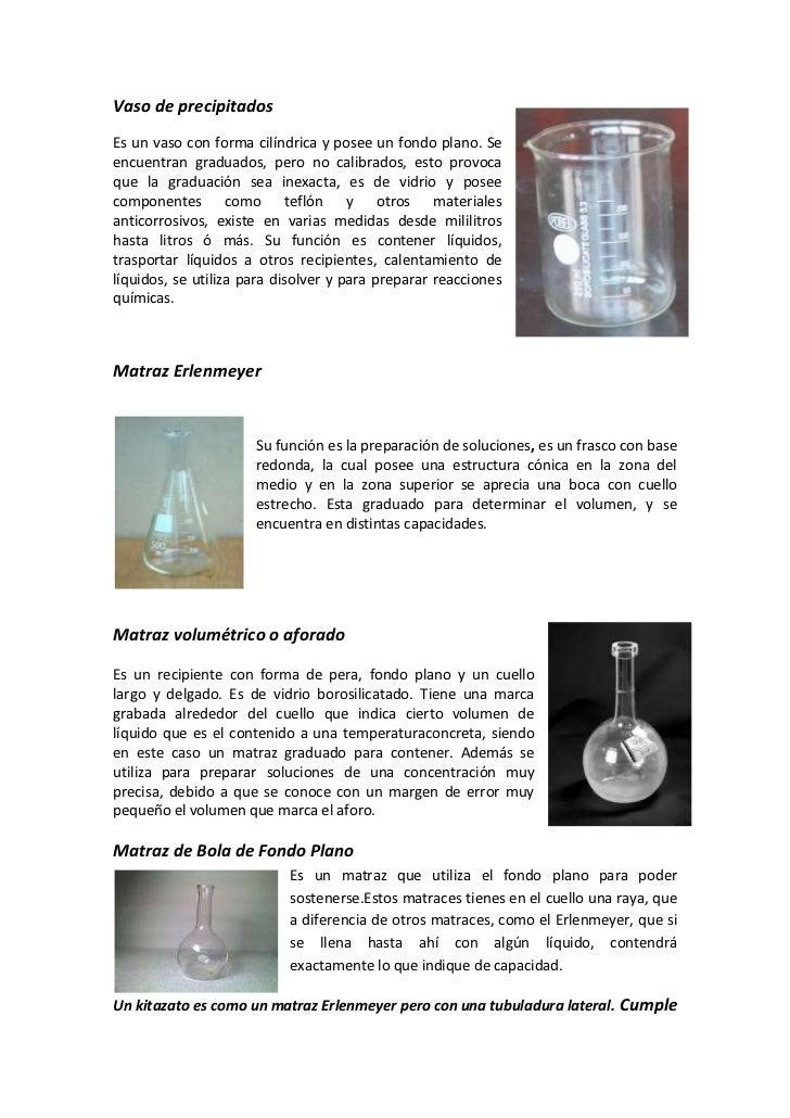 Quimica laboratorio practica conocimiento del material del for En que se utiliza el marmol