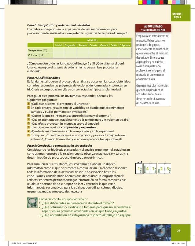 Quimica 3º y 4º medio texto para el estudiante