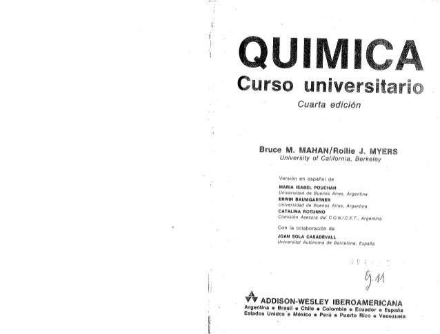 quimica curso universitario (Mahan)