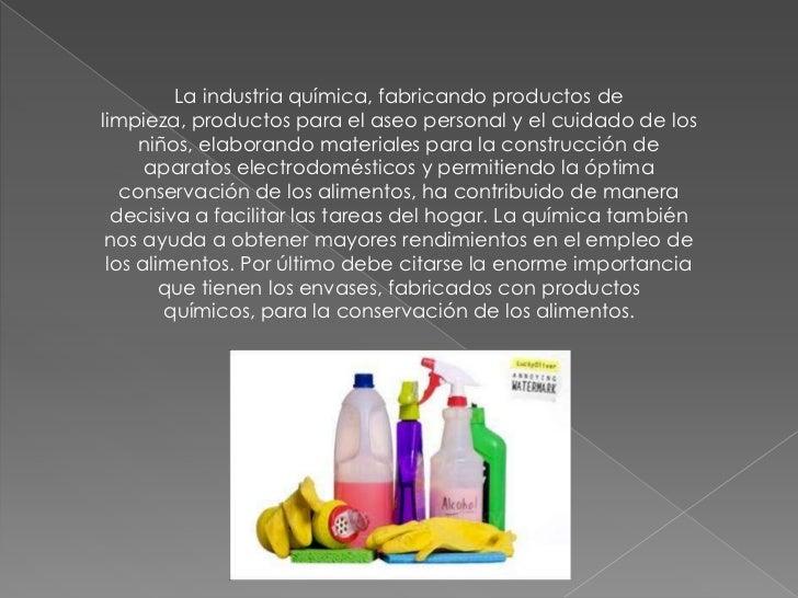 Quimica en el hogar for Productos antihumedad para la casa