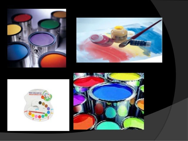Quimica en las expreciones artisticas