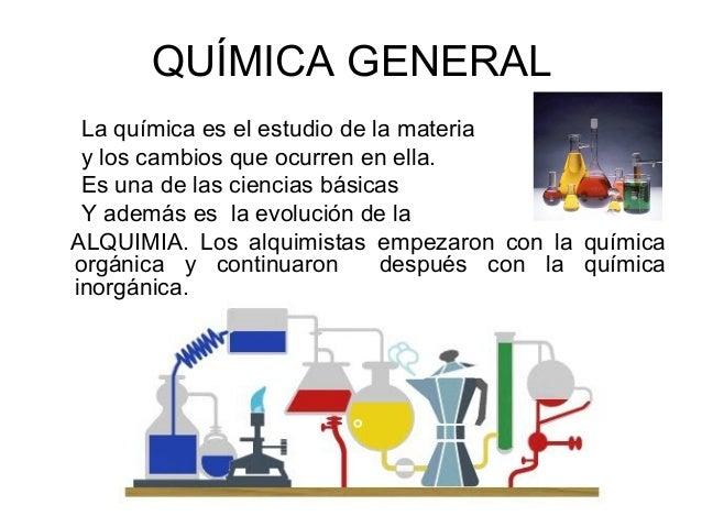 Quimica general for La quimica en la gastronomia