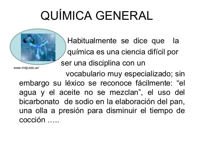 Quimica general Slide 3