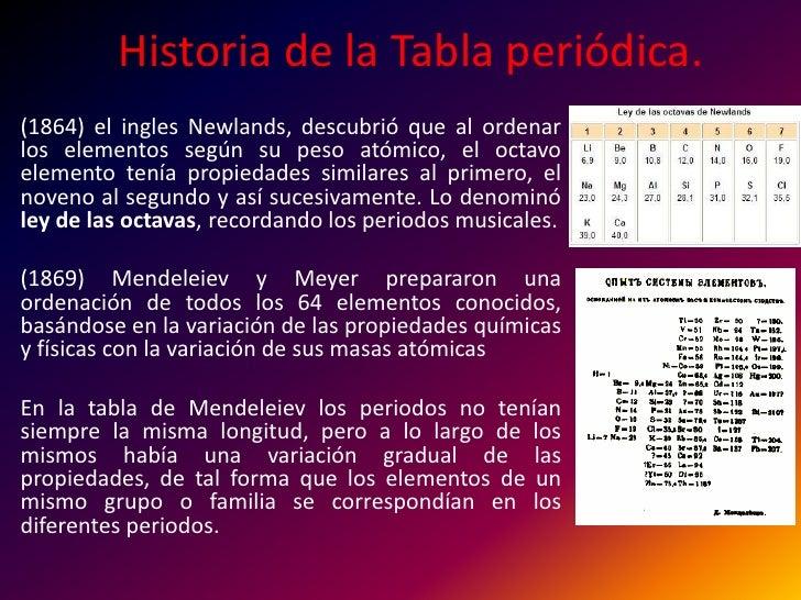 Quimica gral historia de la tabla peridica historia de la tabla peridica urtaz Images