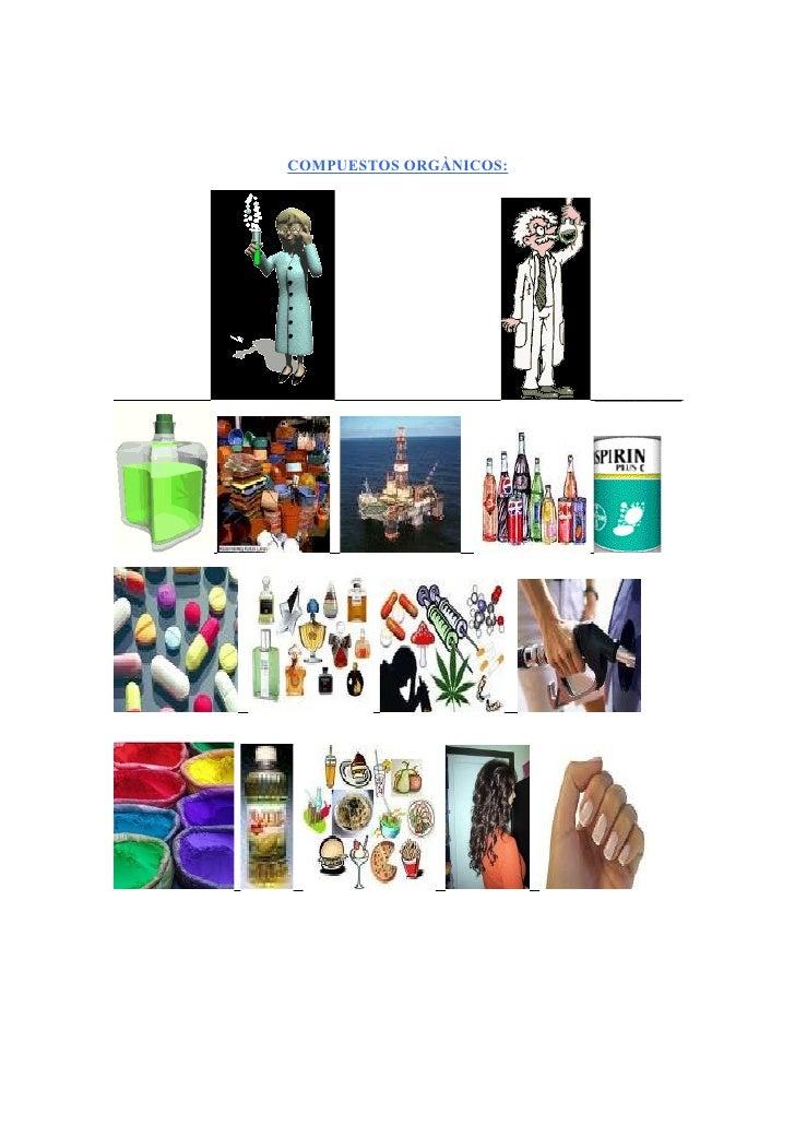 Quimica organica compuestos organicos