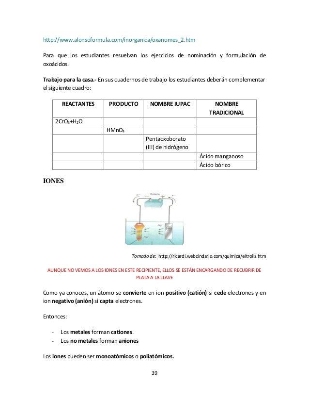 Quimica recurso didacticob4090913 39 urtaz Gallery