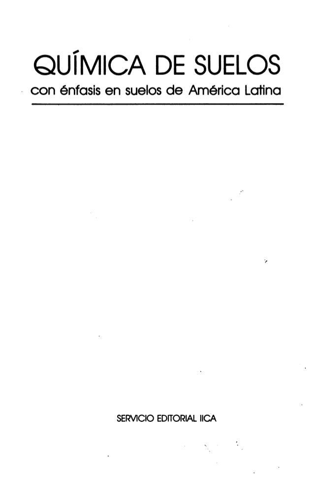 Quimica suelos enfasis_america_latina