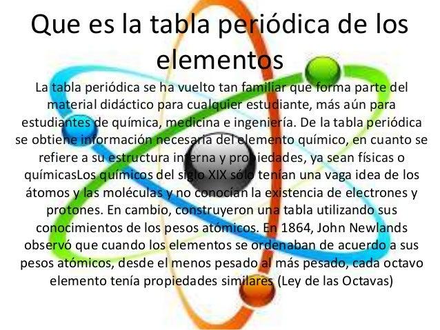 Quimica tabla periodica tabla peridica alumno eliezer polanco asignatura quimica profesor susana matinez escuela46 2 urtaz Choice Image