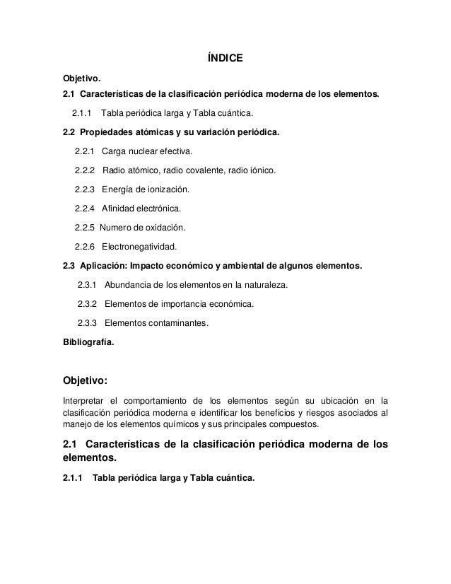 Quimica unidad 2 elementos quimicos y su clasificacin 21 caractersticas de la clasificacin peridica moderna de los elementos 21 tabla urtaz Image collections
