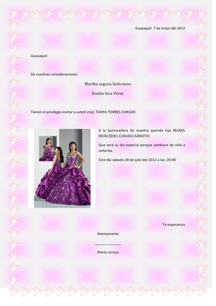 learning about la quinceanera La quinceañera - lagartos - free chords and lyrics learn this song on jellynote with our interactive sheet music and tabs play along with youtube video covers.