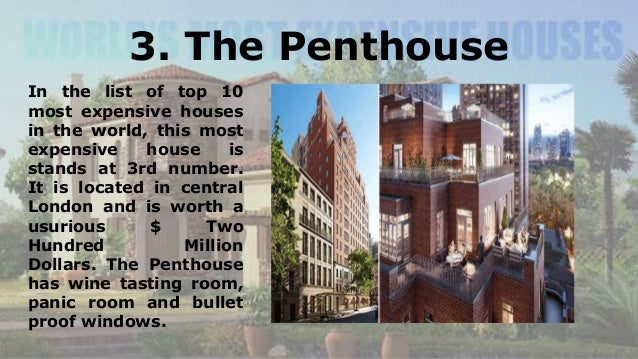 Biggest House In The World 2015 expansive house 2015 top 10 most expensive homes for sale in