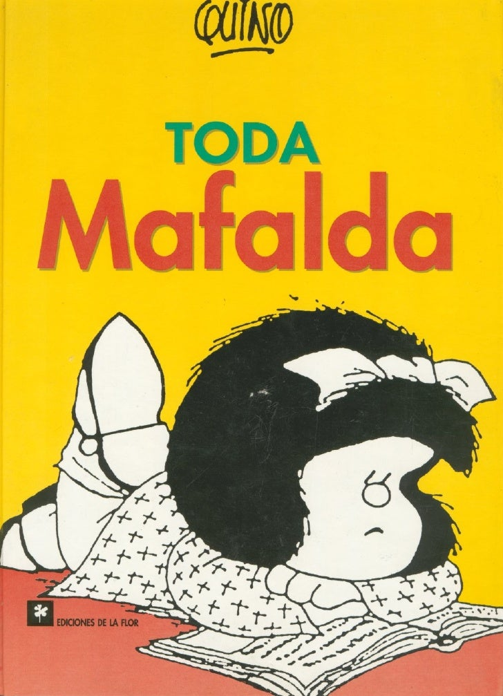 Quino   Todo Mafalda