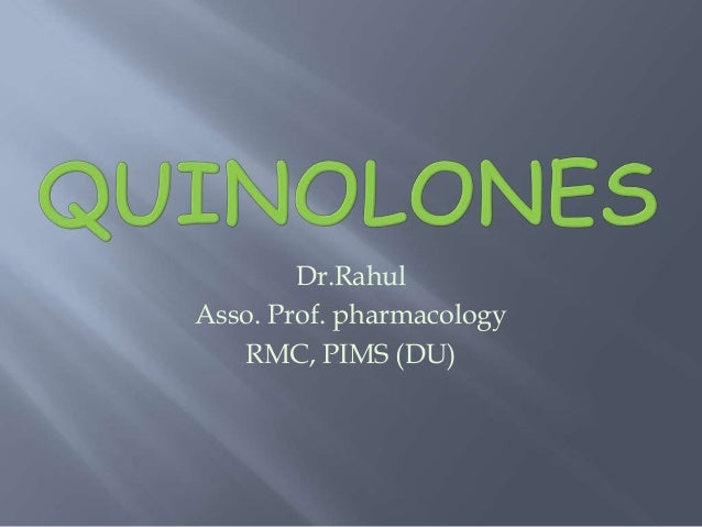 Dr.Rahul Asso. Prof. pharmacology RMC, PIMS (DU)