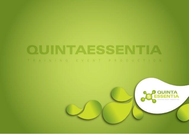 Quinta Essentia 2012