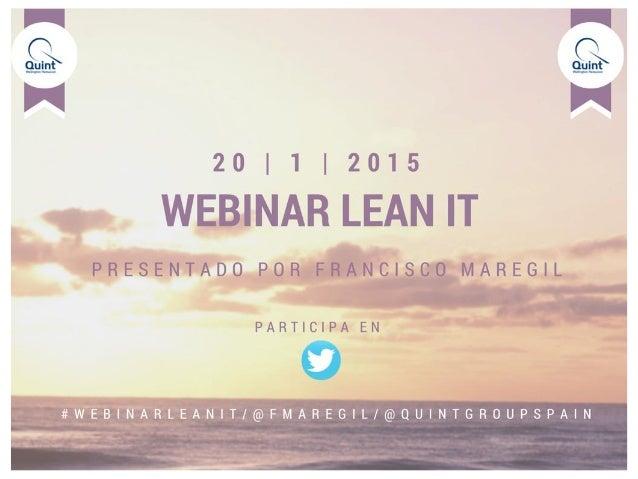 Por qué y cómo utilizar Lean, Agile y DevOps para mejorar tu negocio 2