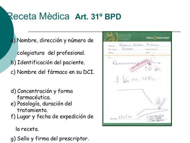 Quinto Módulo de Farmacia I