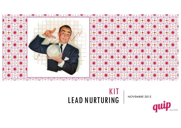 KIT LEAD NURTURING NOVEMBRE 2015