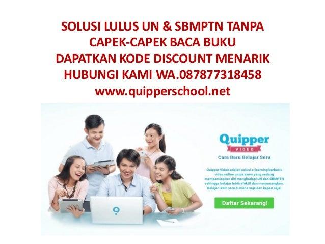 Quipper video discountwa087877318458 stopboris Image collections