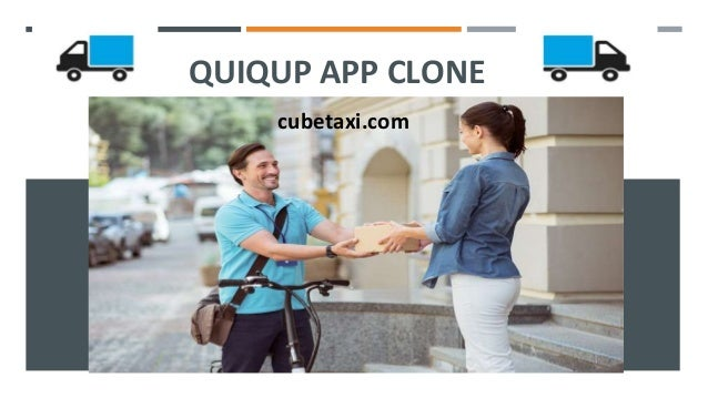 QUIQUP APP CLONE cubetaxi.com
