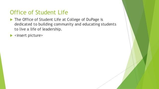 Living Leadership: Designing flexible leadership development experiences for community college students Slide 3