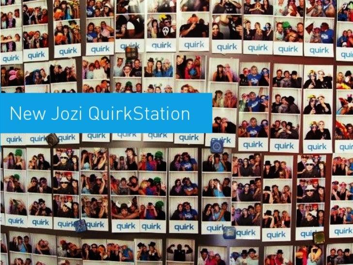 Jozi QuirkStation
