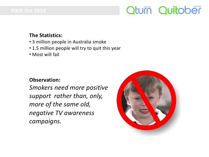 Presentation                                                  The Quitober Challenge is a FREE                            ...