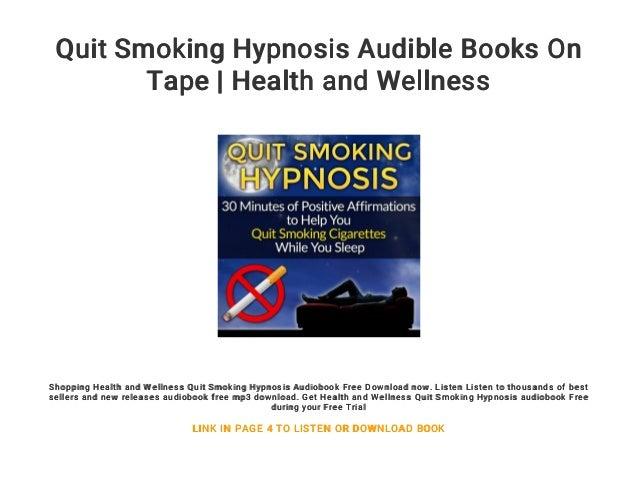 Quit smoking hypnosis audiobook free   quit smoking hypnosis ( free ….