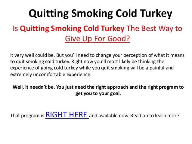 Ways To Quit Smoking | Best Way to Quit Smoking| Quit.com