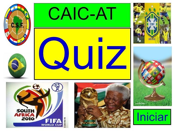 CAIC-AT Quiz Iniciar