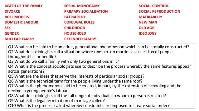 sociology 111 quiz 1 Medical sociology provides an introductory overview of the social 978-1-111-82879-0 take the practice quiz to ensure that your computer is compatible with.