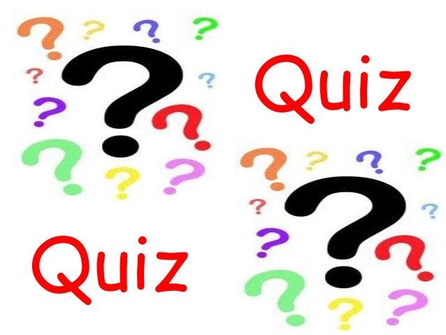 Quiz Quiz