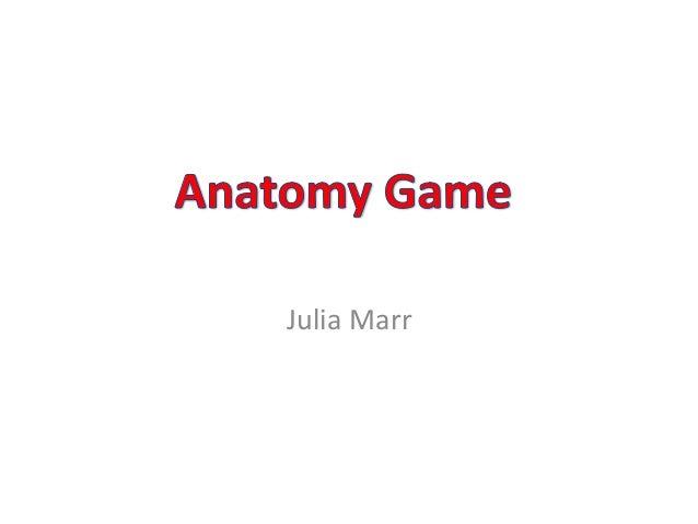 Julia Marr