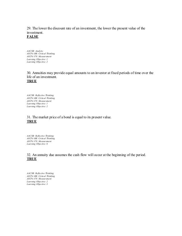 Quiz 2 valuation m7 answer