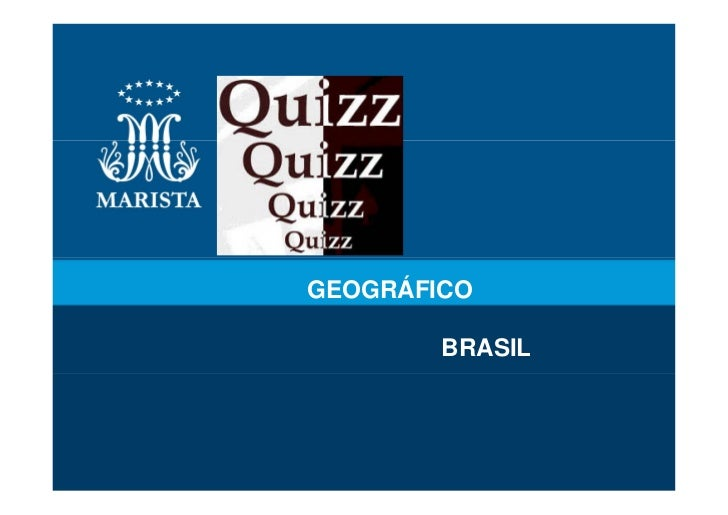 GEOGRÁFICO        BRASIL