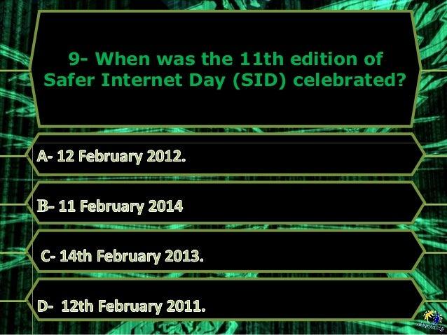 Quiz 11 12 februari 2012