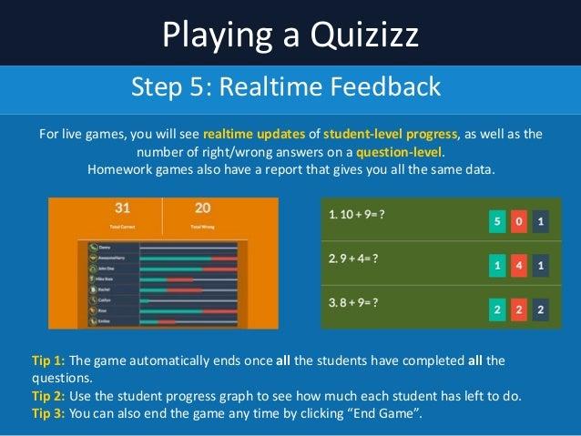 Quizizz Presentation