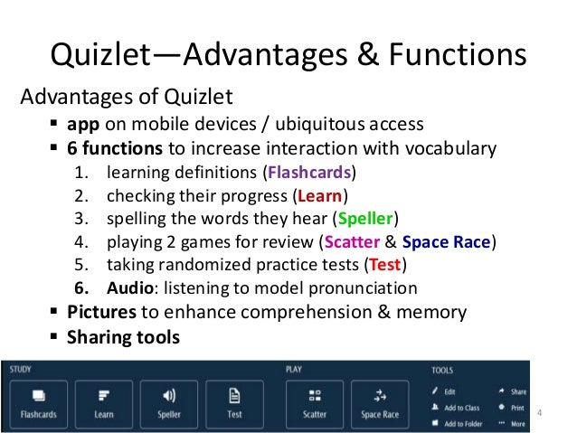 Action Research: Using Quizlet for Mobile Vocabulary Learning and Ret…