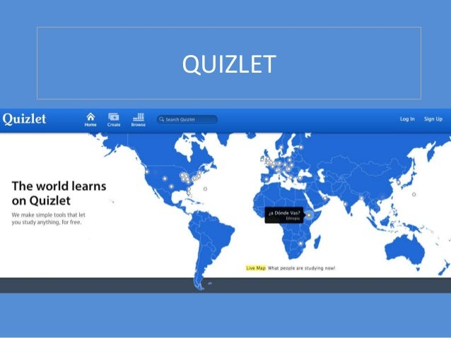 quizlet log in