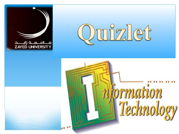ContentsIntroduction to QuizletStudying MethodsTesting your KnowledgeAdvantagesDisadvantagesEvaluation