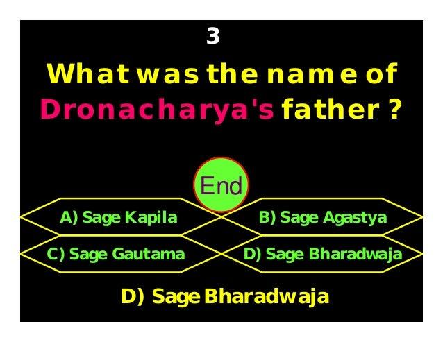 What was the capital of Janaka's kingdom ? 4 C) Sindhu D) Kosala A) Hastinapura B) Mithila B) Mithila 30292827262524232221...