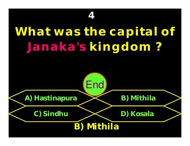 Who were Babhruvahana's parents ? 5 C) Hidimbaa & Bhima D) Uloopi & Arjuna A) Chitrangada & Arjuna B) Subhadra & Arjuna A)...