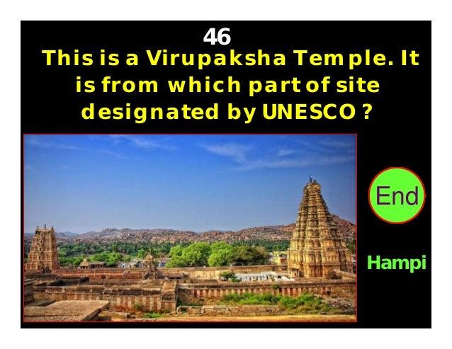 50 Vayu Lingam Kalahasti Akasha Lingam -Chidambaram Agni Lingam Arunacham Neeru Lingam Thiruvanaikaval 5 ? 302928272625242...