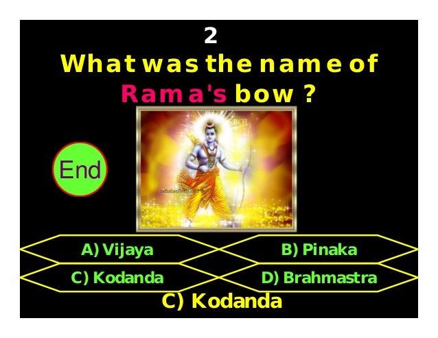 What was the name of Dronacharya's father ? 3 C) Sage Gautama D) Sage Bharadwaja A) Sage Kapila B) Sage Agastya D) Sage Bh...