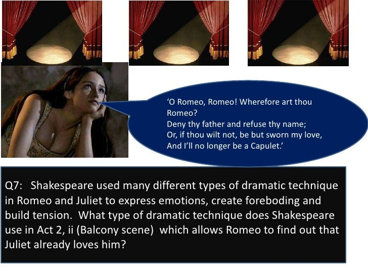 a comparison of act i scene i of the fight scene and act ii scene ii the balcony scene in romeo and  In act ii, scene 2, the famous balcony scene when romeo refuses to fight tybalt because they are cousins due to his recent marriage with juliet game.