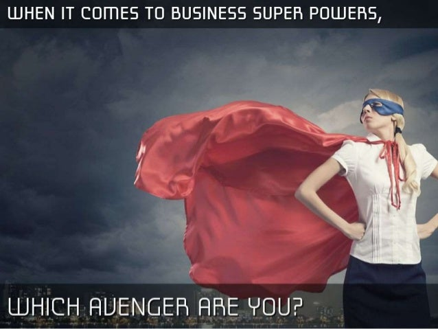 Quiz: Which Avenger are You in the Office? Slide 2